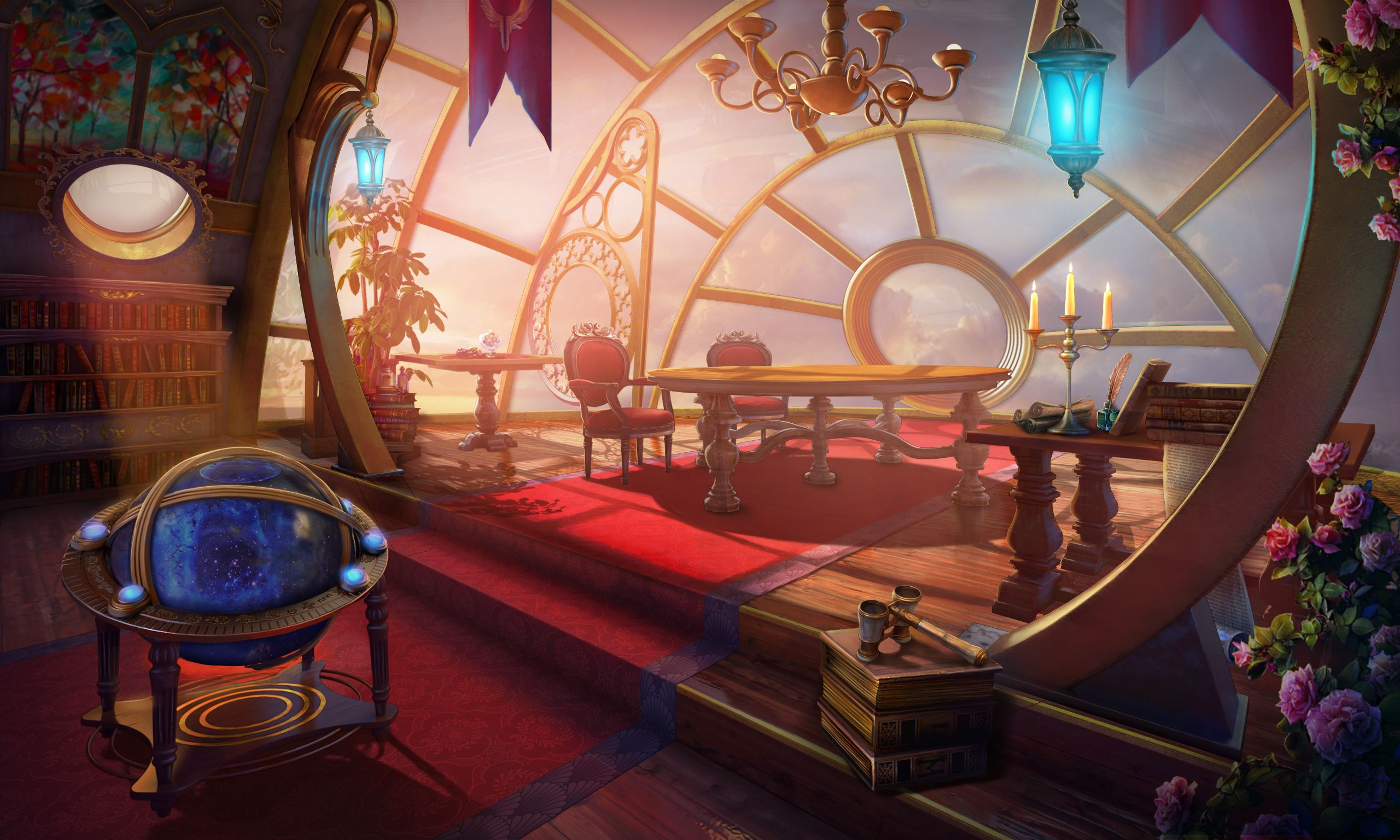 Idea by Mad Head Games on Interior in games by MHG