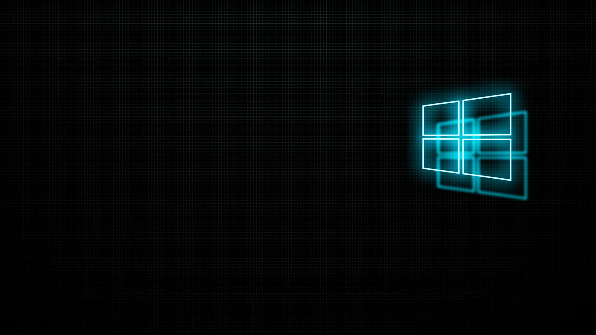 Windows 10 Glowing Logo 1920x1080 Active Wallpaper Windows 10 Windows 10 Logo