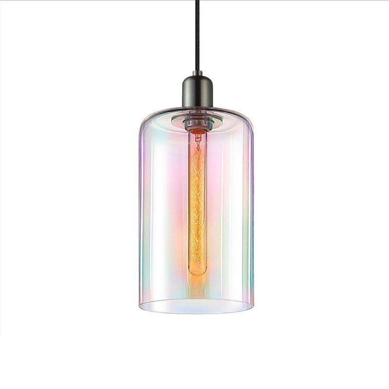 Sonneman 3191 Cloche 1 Light Pendant Retro Nickel With Light