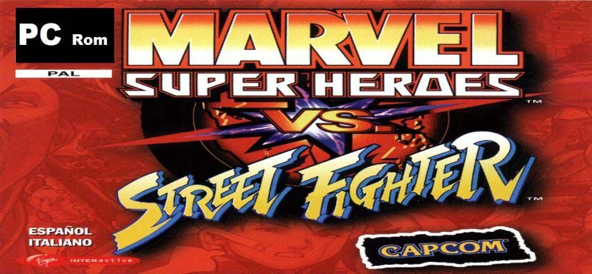 Marvel Super Heroes Vs Street Fighter Pc Game Free Download Full Version Iso Setup Enjoy To Download And Play This Marvel Superheroes Gaming Pc Street Fighter