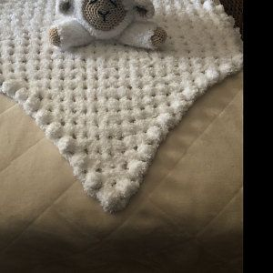 Kitty Lovey Pattern | Security Blanket | Crochet Lovey | Baby Lovey Toy | Blanket Toy | Lovey Blanket PDF Crochet Pattern #securityblankets