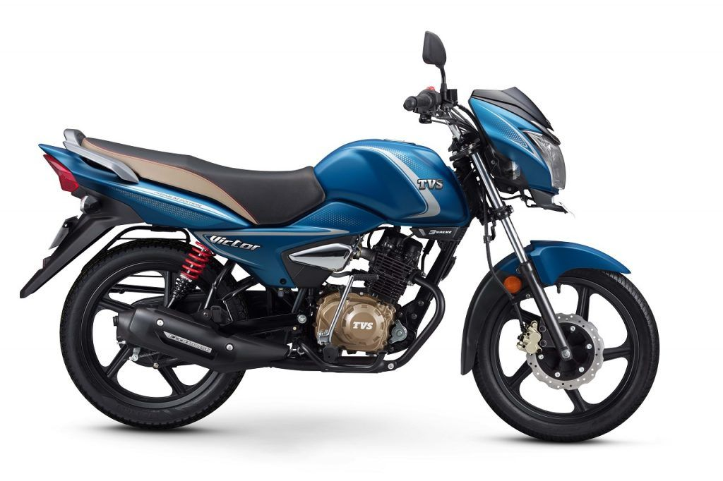 Tvs Victor Premium Edition Matte Series Launched At Inr 55 890