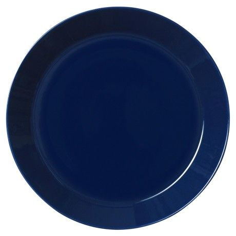 iittala Teema Blue Düz Tabak-26 cm