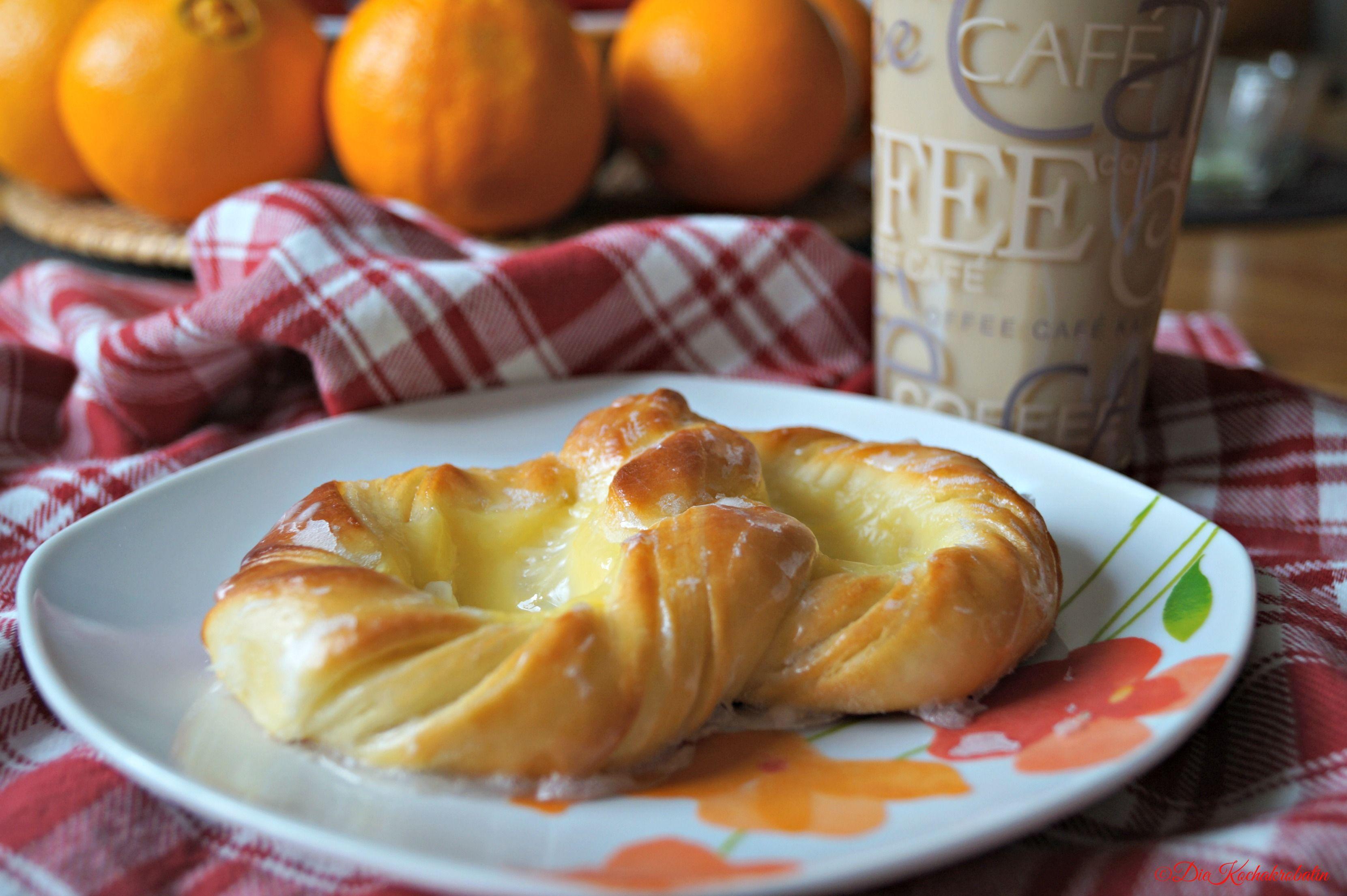 Süß & Gezwirbelt – Puddingbrez'n #hefeteigfürpizza
