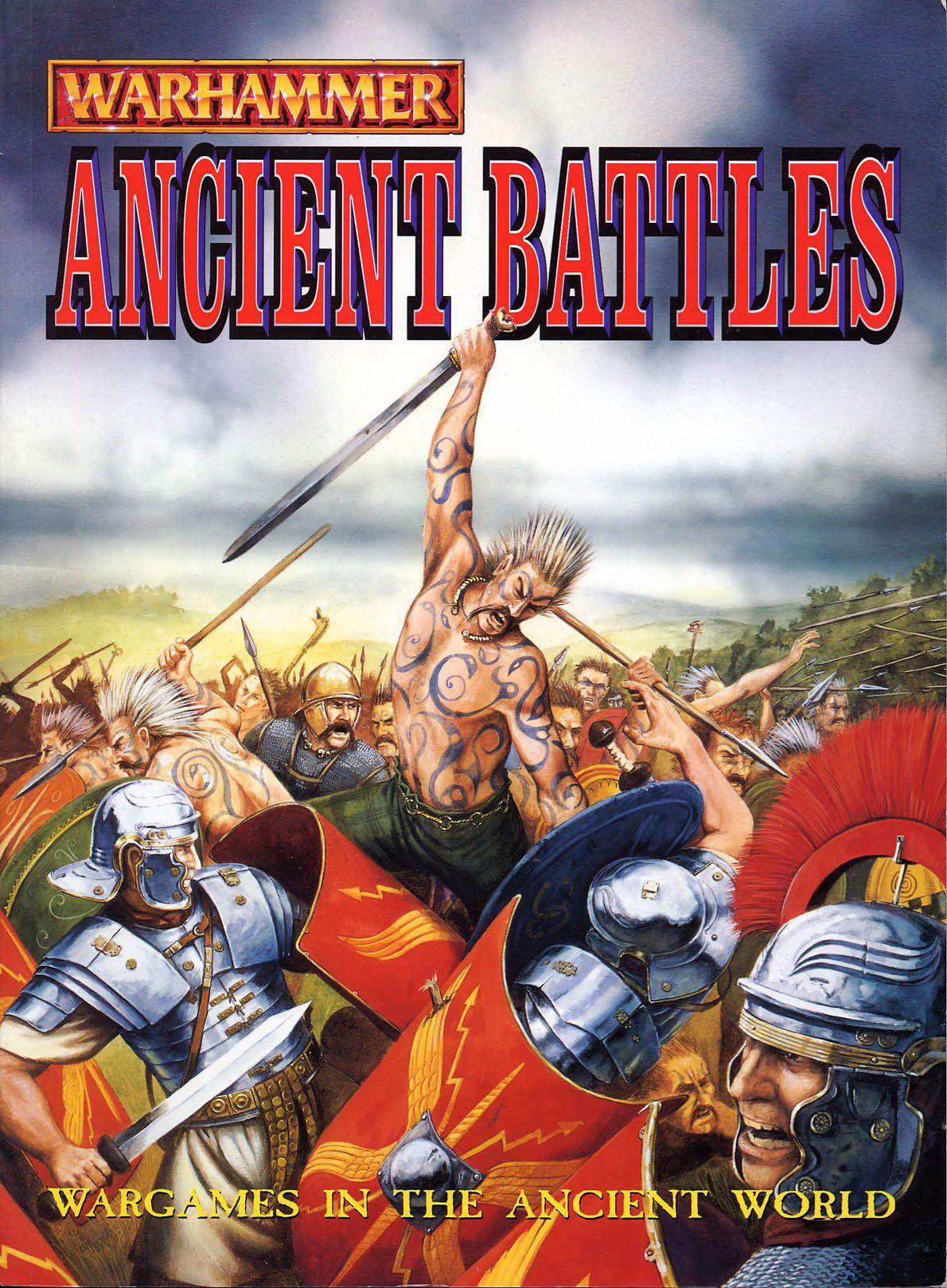 Warhammer Ancient Battles Ancient, Warhammer fantasy
