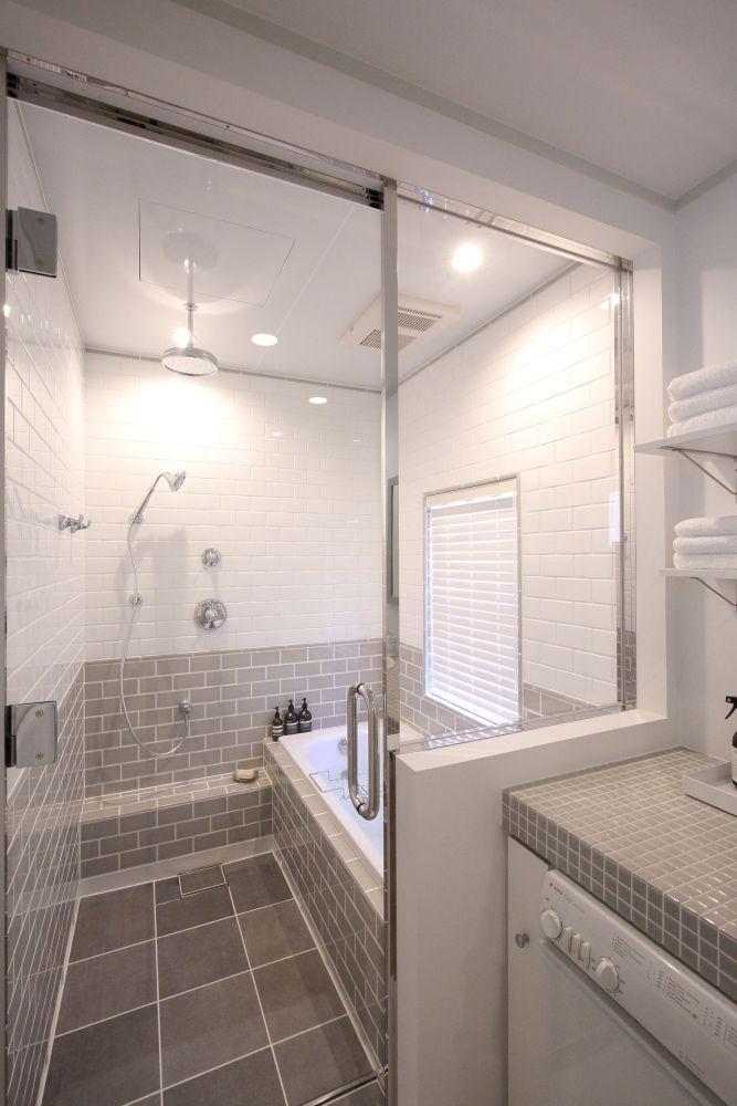 ひよりごと 楽天ブログ 浴室リフォーム シンプル バスルーム 浴室
