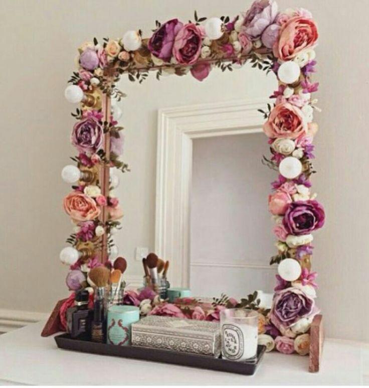 Best diy mirror frame ideas decor diy decor diy home decor