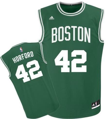 32822e51fd8 NBA Boston Celtics  42 Al Horford Green jersey