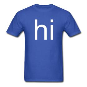 Sample Shirt #1 for Parking Lot Attendants/Greeters www.trustprintshop.com Estimated $8.89/Shirt