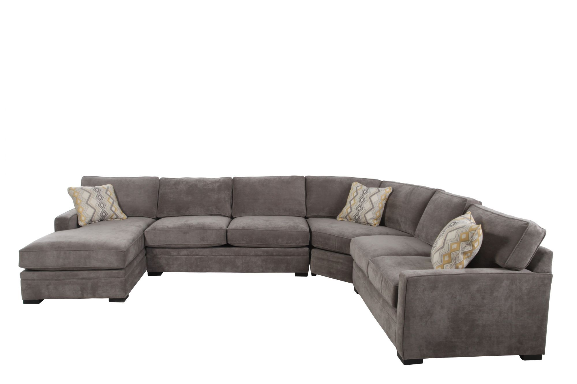 Jonathan Louis Choices Juno Four-Piece Sectional | Mathis Brothers ...