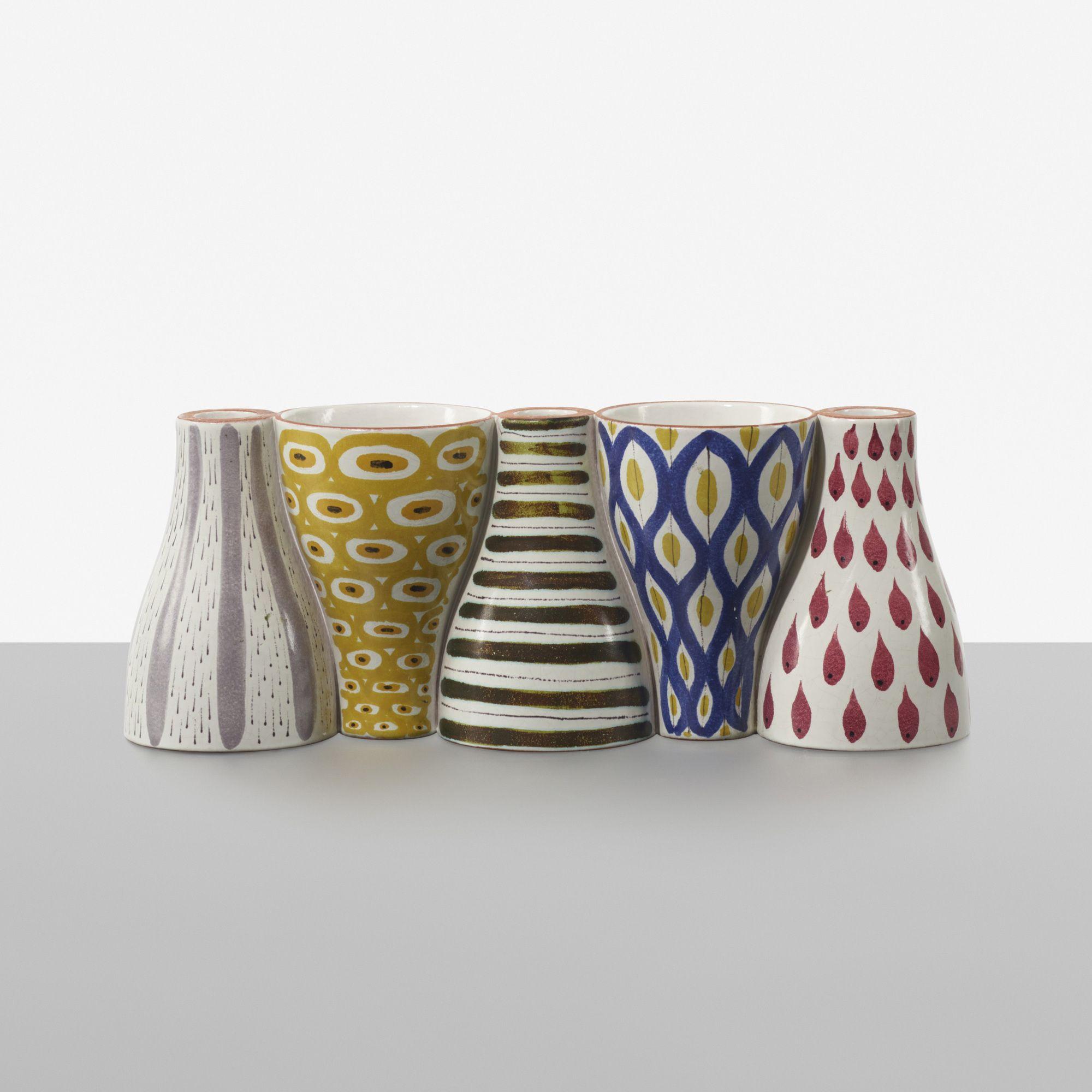 Hans Olsen 1956 Vintage Keramik Vintage Keramik
