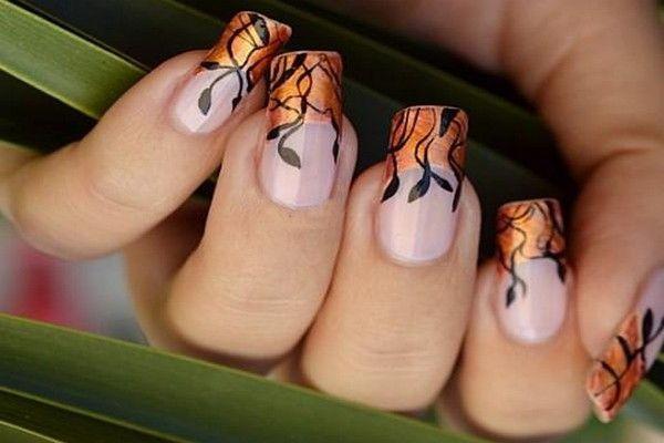 65 Examples Of Nail Art Design Fingernail Designs Manicure Ideas