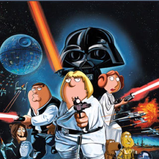 Family Guy Star Wars Blue Harvest Family Guy Iphone Wallpaper