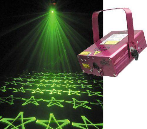 Chauvet Scorpion Storm MG Laser (ON SPECIAL) - DJ Mix Club