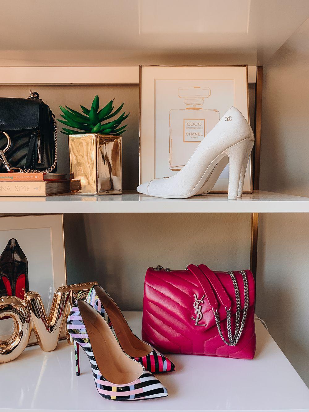 designer shopping haul, designer bag
