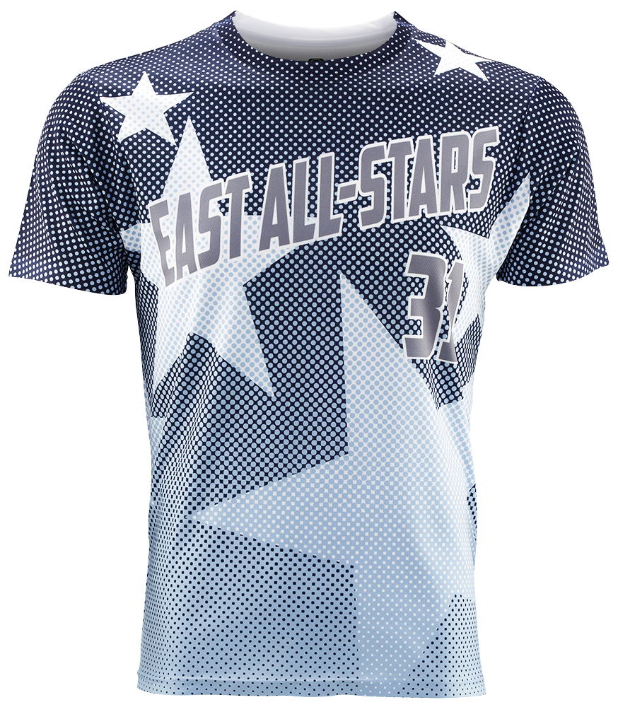 The Perfect All Star Uniform For Little League And Traveling Baseball Teams Star Shirt Softball Uniforms Baseball Uniforms