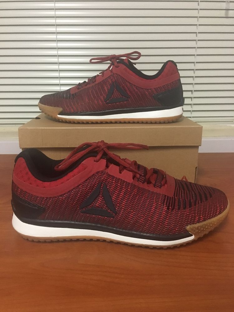 603361a5e86e MENS REEBOK JJ II LOW JJ WATT RED 9.5 SNEAKERS CN0985  fashion  clothing   shoes  accessories  mensshoes  athleticshoes (ebay link)