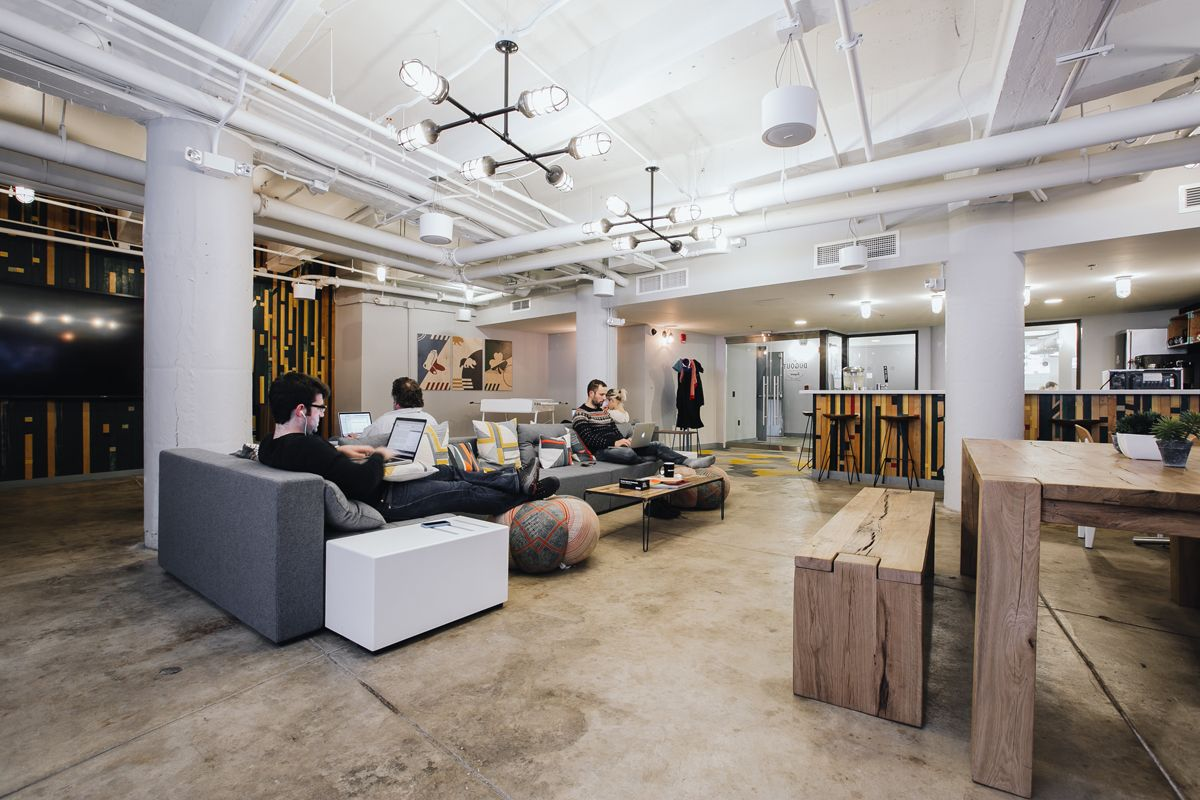 Agile Workspaces For Agile Work! Workspace Design Trends To Increase Your  Productivity Great Pictures