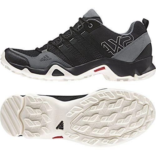 Adidas Sport Performance Men's AX 2 Sneakers, Grey Textile