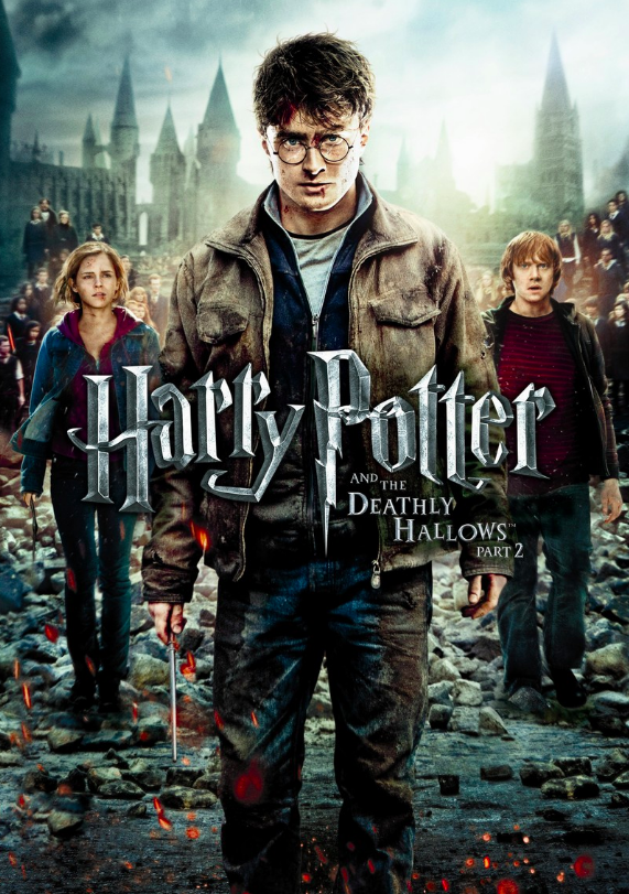 His Favorite Movie Is Deathly Hallows Part 2 Harry Potter Deathly Hallows