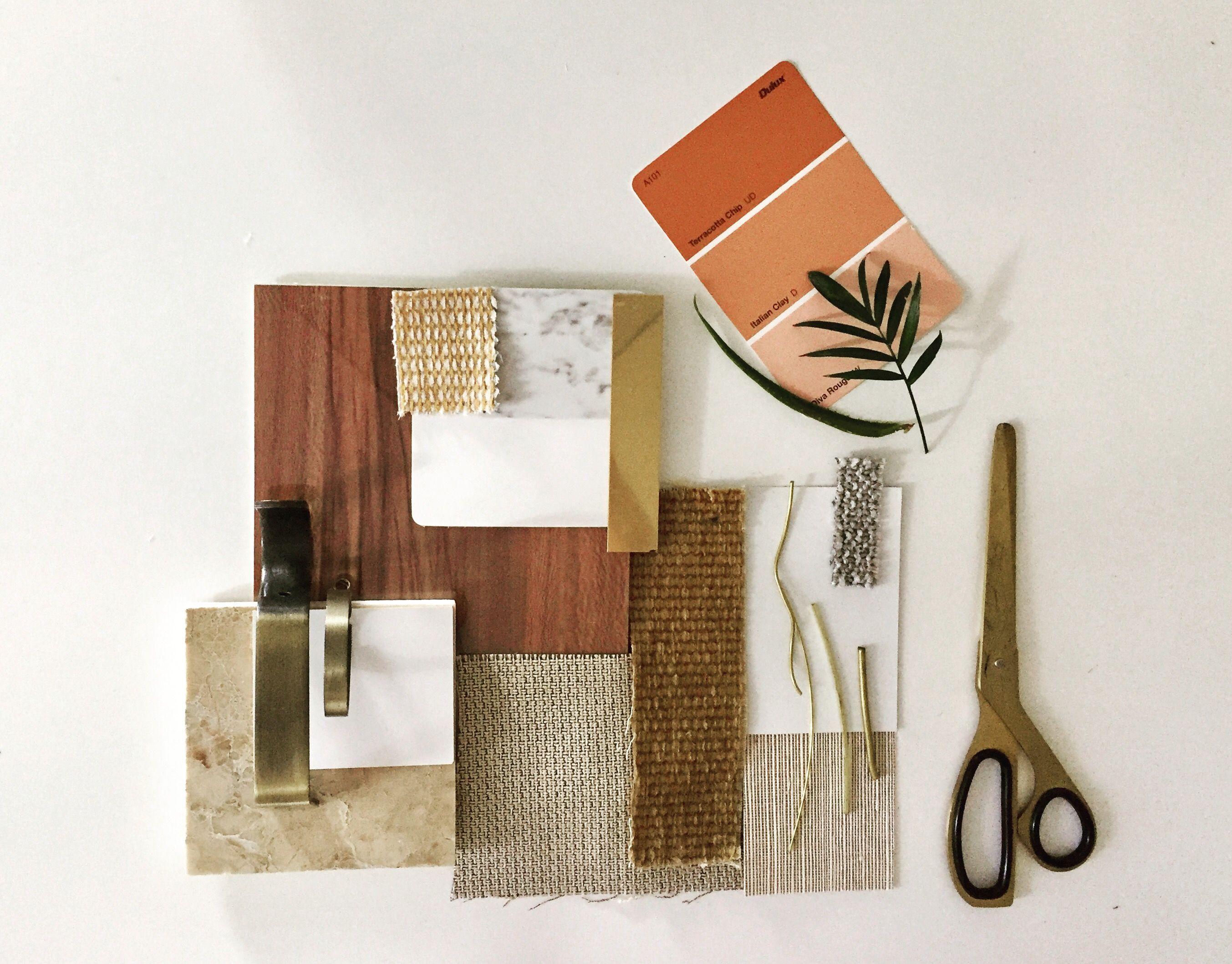 Interior design scheme by Sarah Bonett Interiors @sarahbonettinteriors
