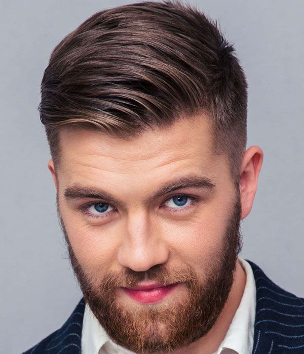 Middle Aged Mens Medium Length New Hair Style 2020 Man 76