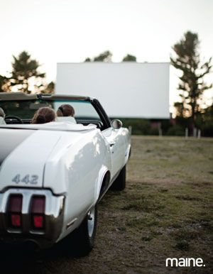 Down at the Drive-In