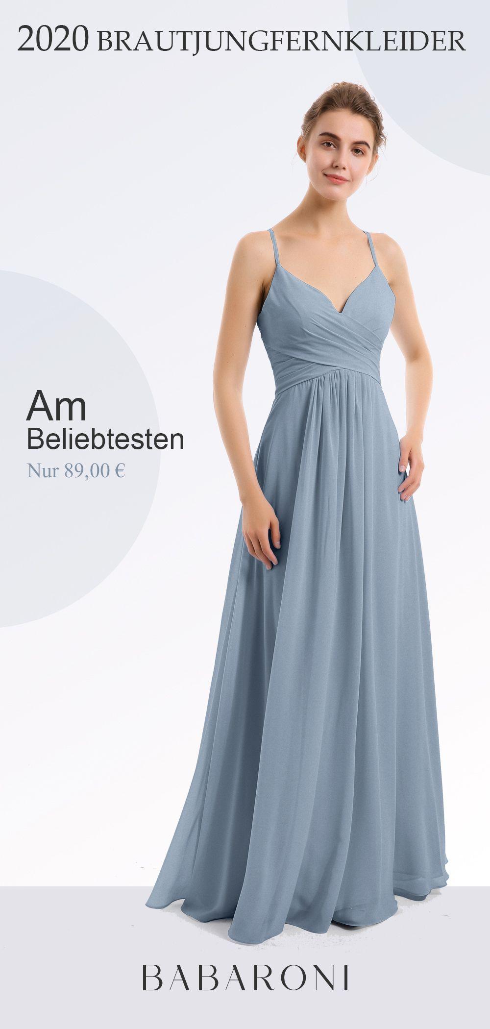 Babaroni Tammy  Chiffon kleid, Kleider, Modestil