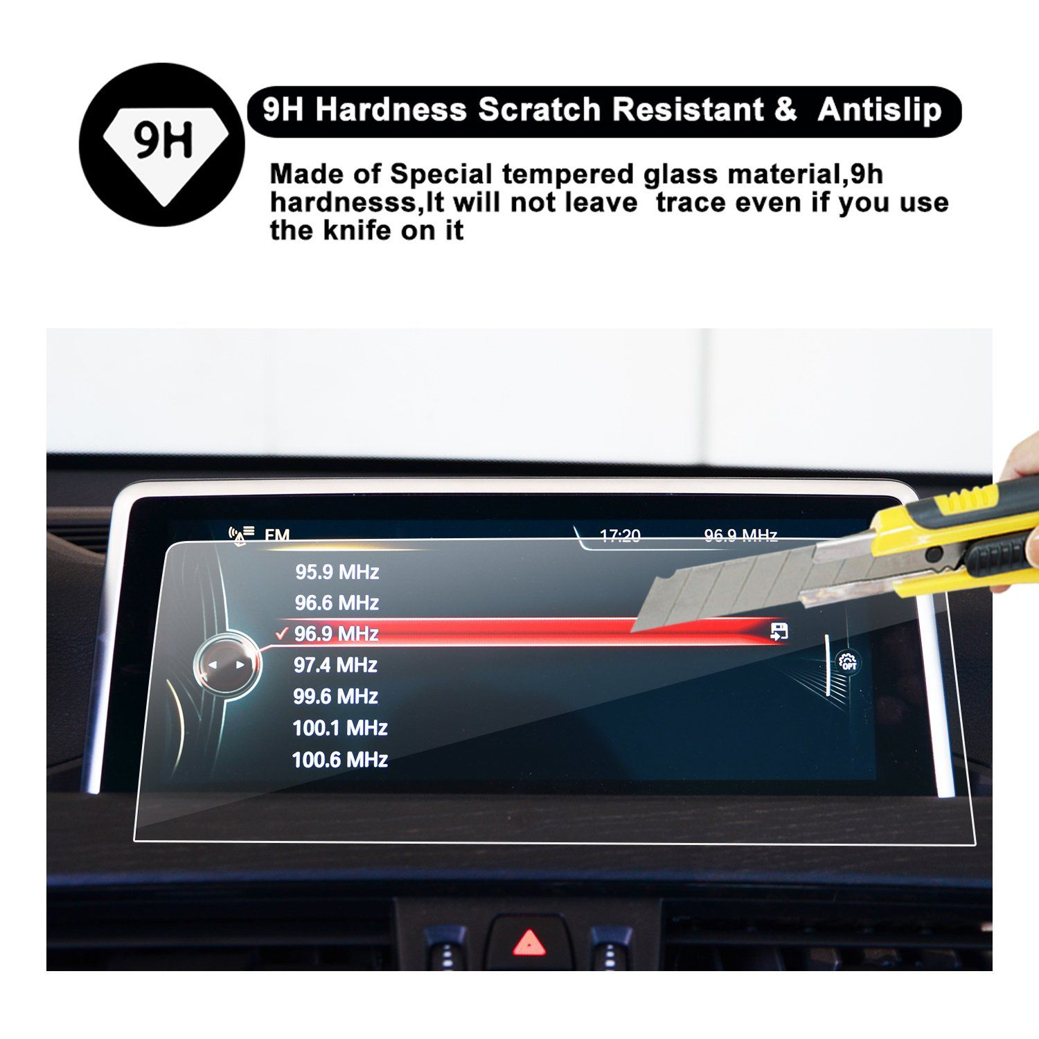 Customized For 2018 Bmw X2 F39 Touch Screen Car Display Navigation