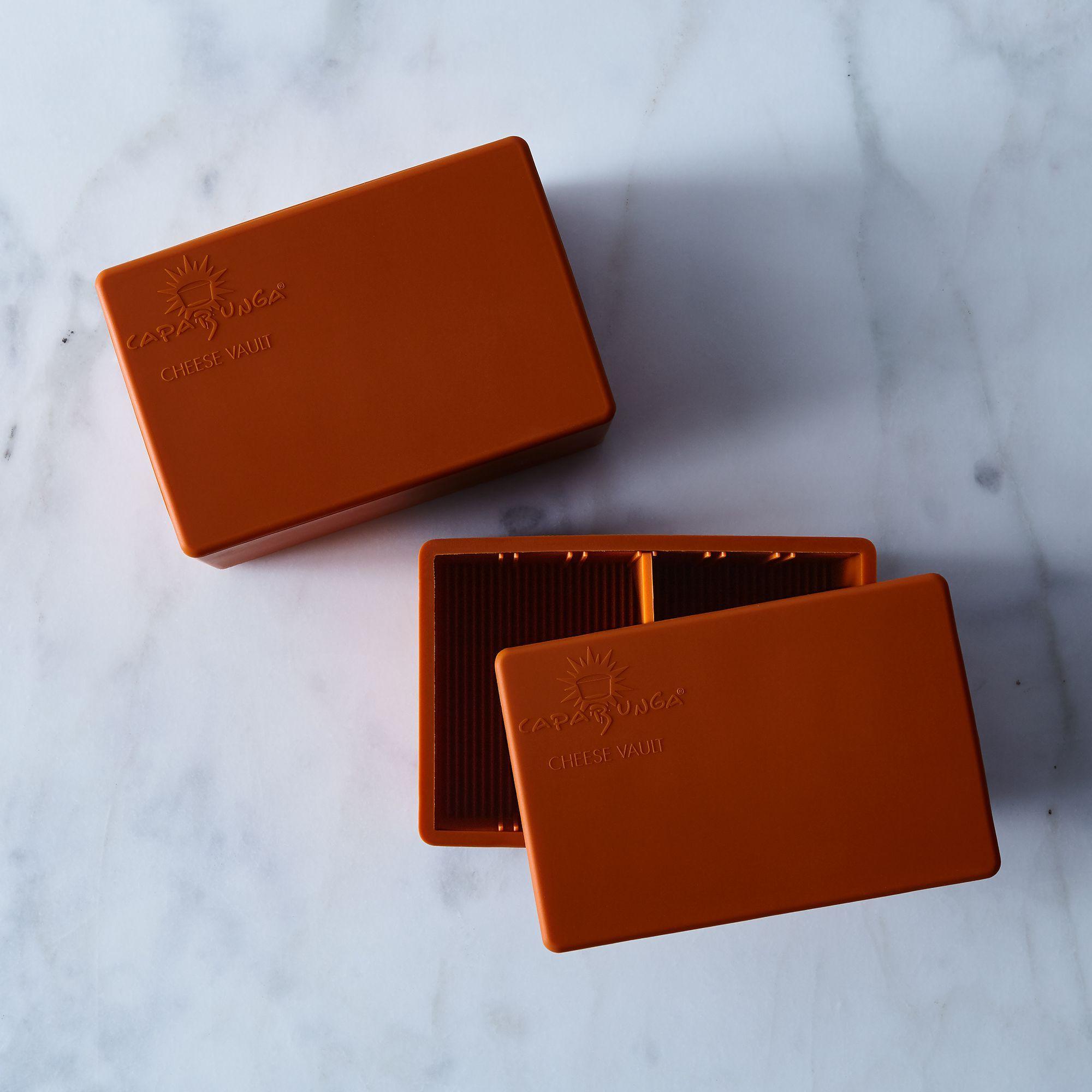 Cheese Vault (Set of 2)