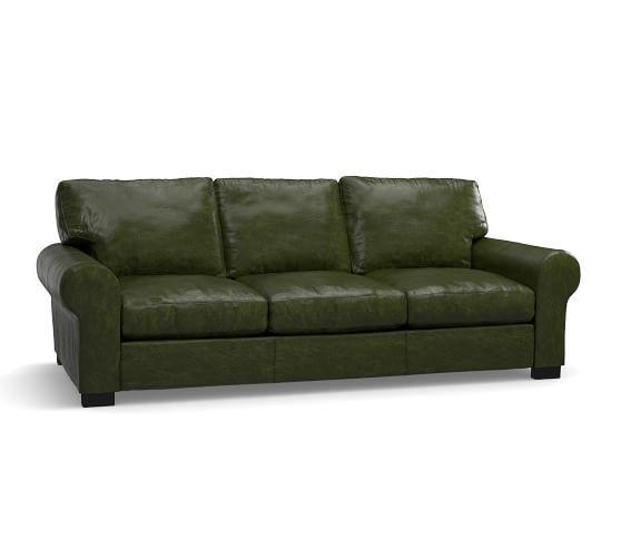 Sensational Turner Roll Arm Leather Sleeper Sofa In 2019 Leather Sofa Beatyapartments Chair Design Images Beatyapartmentscom