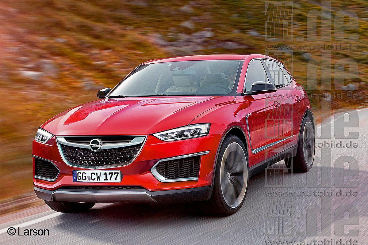 Opel monza suv render fordhtml