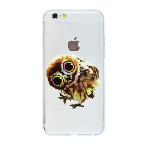OWNEST letter Rubber Soft TPU Silicone Phone Gel Back Case Cover For iPhone 5 5S SE 6 6S Plus