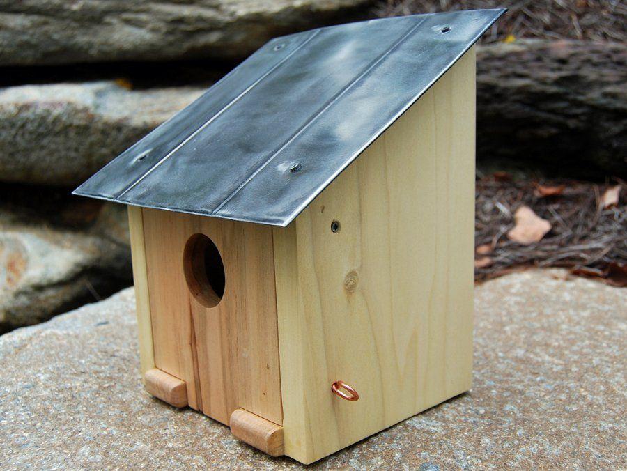 Two Feet Birdhouse Bird houses, Bird house, Outdoor decor