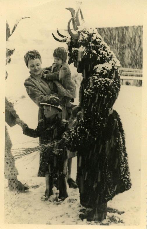 Snow Storm Costume