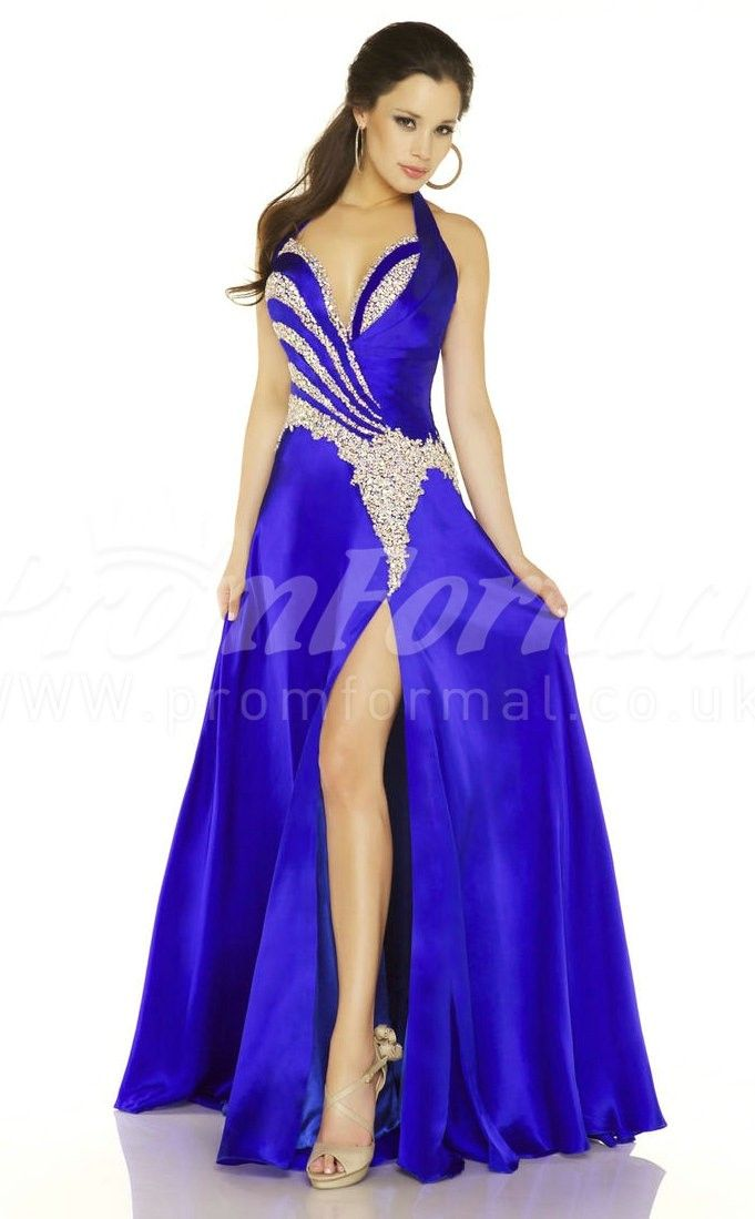 Royal Blue long prom dresses,blue prom dresses | Prom <3 | Pinterest ...