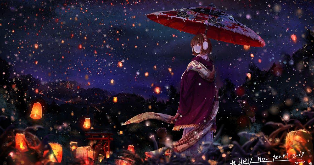 10 Wallpapers Anime 4k Di 2020