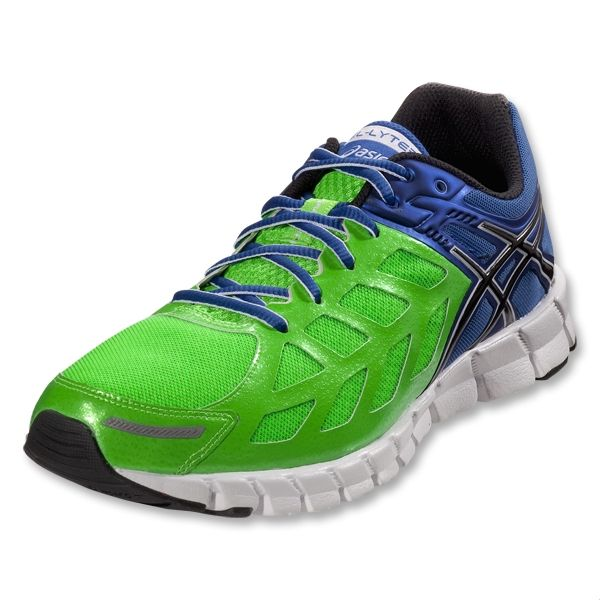 d50184f30a95 Asics Gel-Lyte 33 (Apple Green Black Bright Blue)
