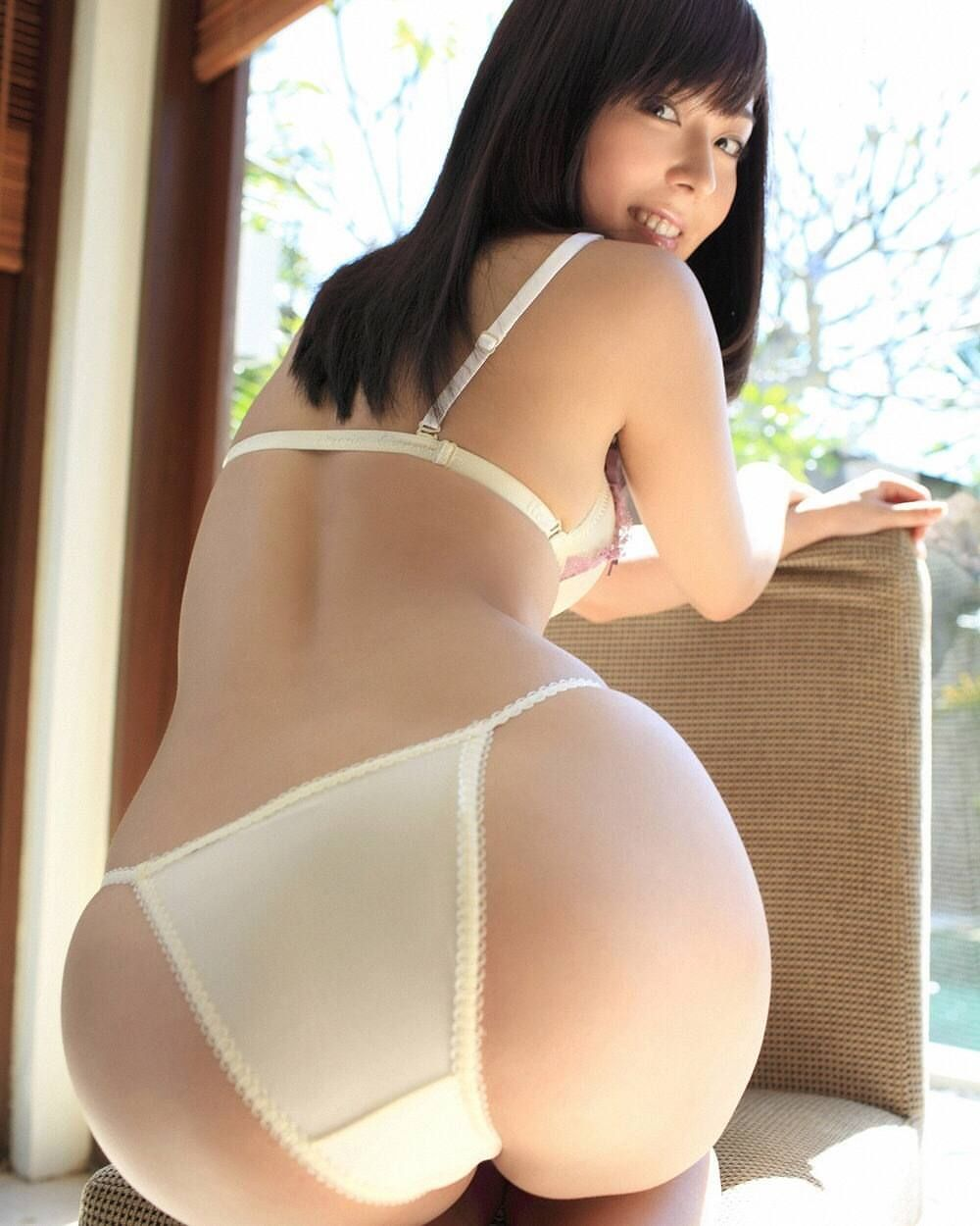 Big ass asian women stock photo