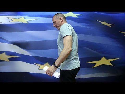 Live footage: Greek finance minister Yanis Varoufakis resigns