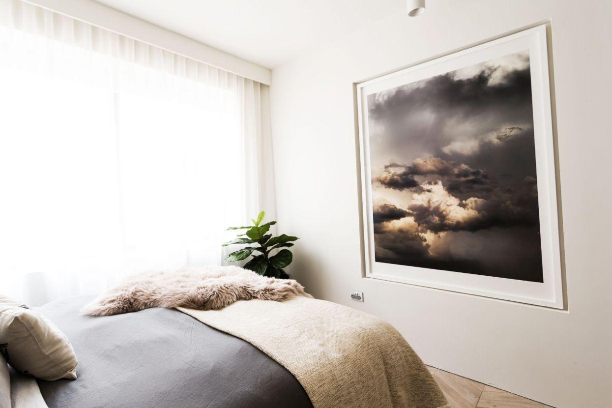 Uncategorized Artwork For Bedrooms the block triple threat week 1 room reveals bedroom artwork l sheer curtains luxurious 1
