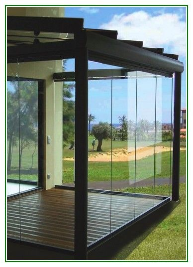Patio Design, House Design, Glass Porch, Patio Enclosures, Pergola, Gazebo,