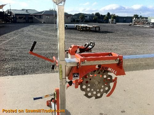 Warrior Swingblade Sawmill Circular Sawmills Portable
