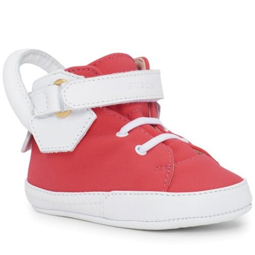 buscemi kids shoes hand
