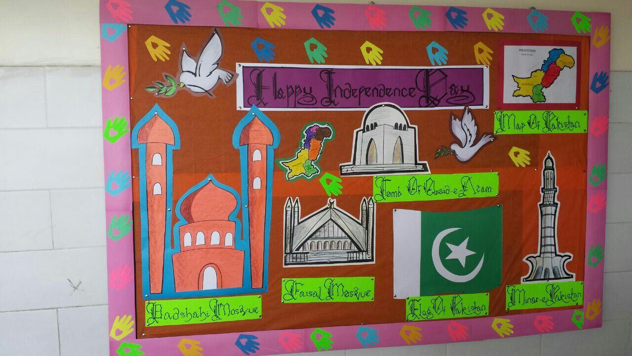 Scrap Idea Preschool Classroom Decor Independence Day