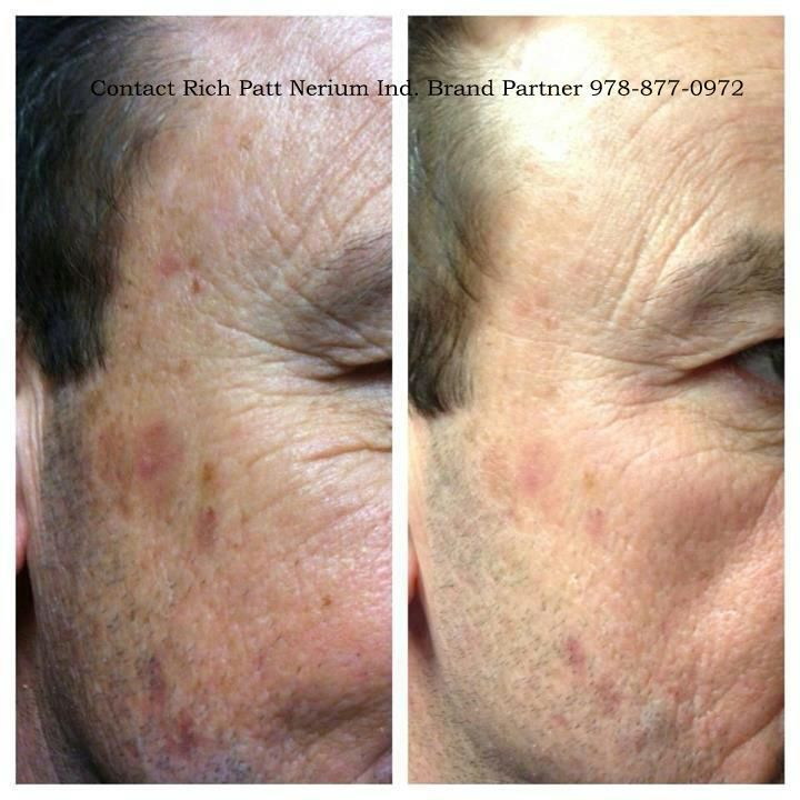 Real Science Real Results Nerium International Organic Anti Aging Skin Care Best Natural Skin Care Skin Care