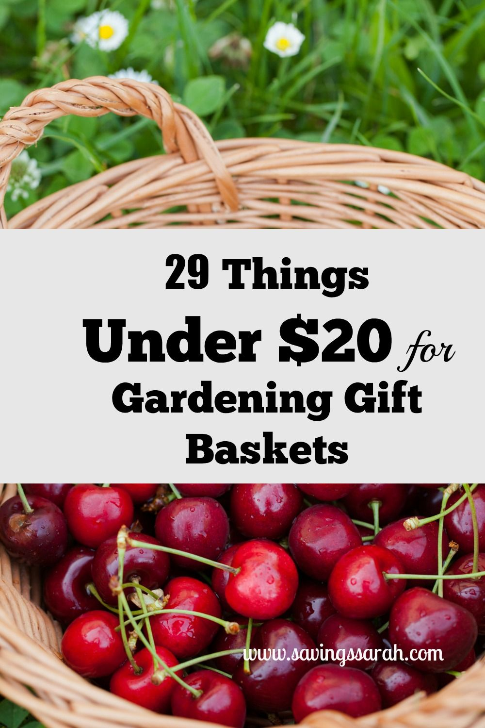 Have Friends Or Family Who Are Big Fans Of Gardening? Then Fill Gardening  Gift Baskets From These 29 Products Under $20. Gifts That Will Keep Them  Growing.