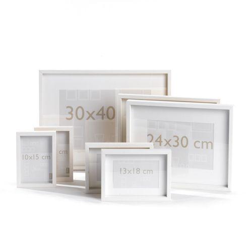 Cadre 5x Ribba Ikea Cadre Photo 10x15 Noir Logement