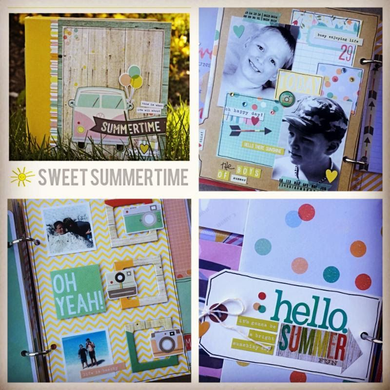 Scrapbook Obsession Weekly Round Up 06 21 15 Scrapbooking