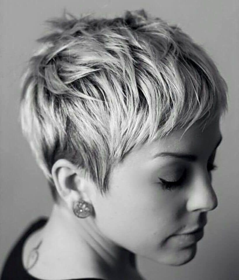 Die besten 50 Styling Pixie Haircut Ideen im Jahr 2018 — Alles für die besten Frisuren